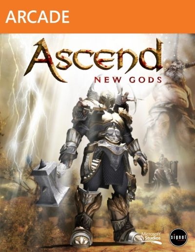 Obal hry Ascend: New Gods