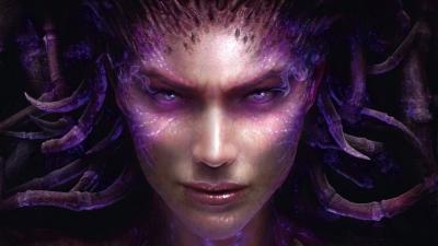 Artwork ke hře StarCraft II: Heart of the Swarm
