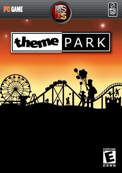Obal hry Theme Park