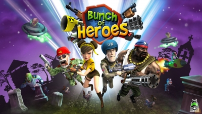 Artwork ke hře Bunch of Heroes