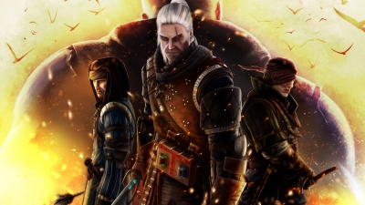 Artwork ke hře The Witcher 2: Assassins of Kings