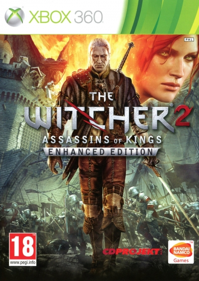 Obal hry The Witcher 2: Assassins of Kings