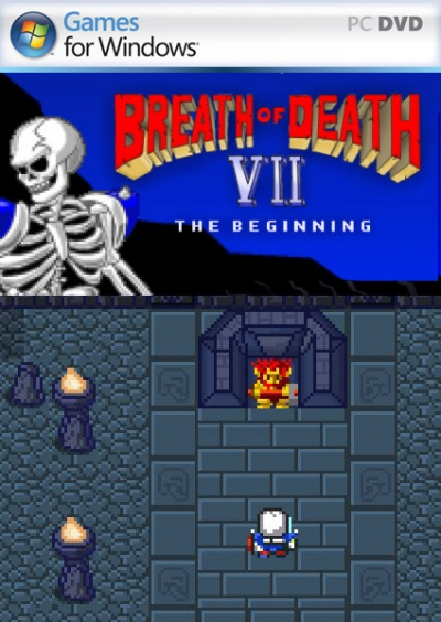 Obal hry Breath of Death VII
