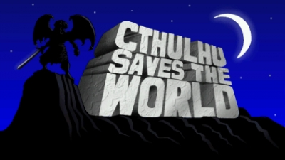 Artwork ke hře Cthulhu Saves the World