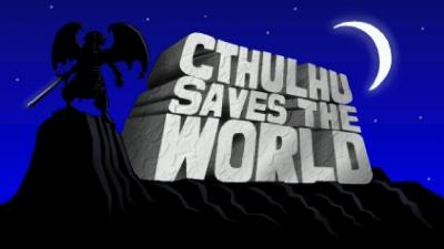 Artwork ke hře Cthulhu Saves the World