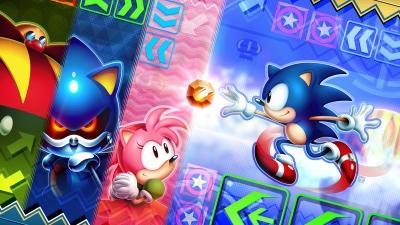 Artwork ke hře Sonic CD