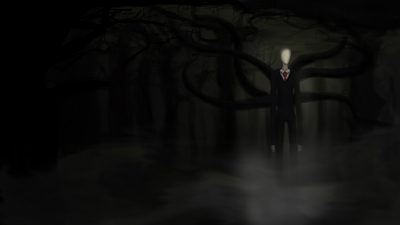 Artwork ke hře Slender