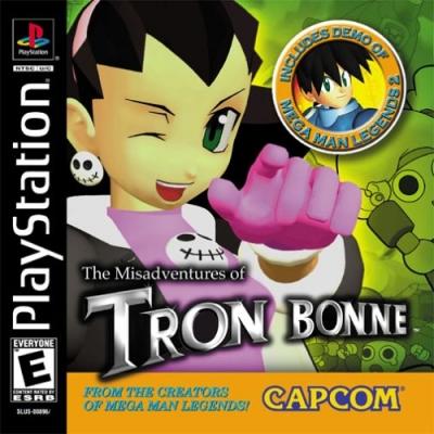 Obal hry The Misadventures of Tron Bonne