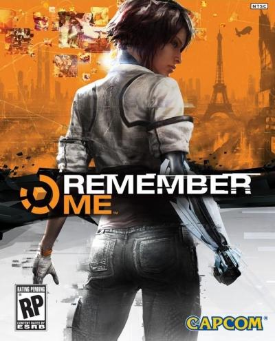 Obal hry Remember Me