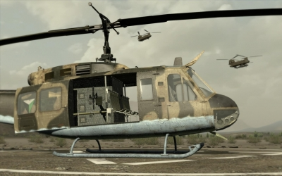 Screen ze hry ARMA 2: Operation Arrowhead