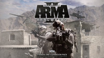 Artwork ke hře ARMA 2: Operation Arrowhead