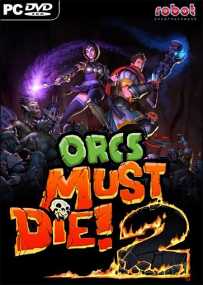 Obal hry Orcs Must Die! 2