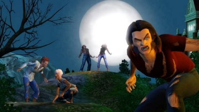 Screen ze hry The Sims 3: Supernatural
