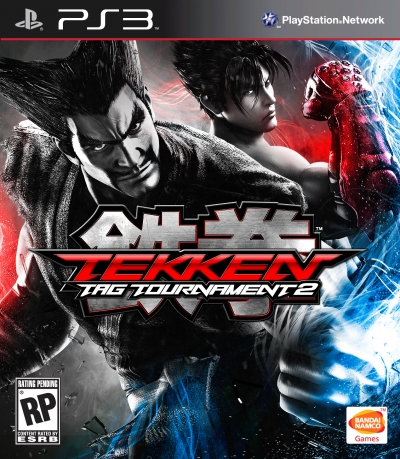 Obal hry Tekken Tag Tournament 2