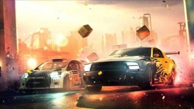 Screen ze hry DiRT Showdown