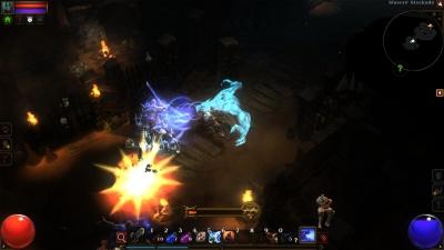 Screen ze hry Torchlight II