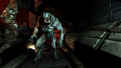 Screen ze hry Doom 3 BFG Edition