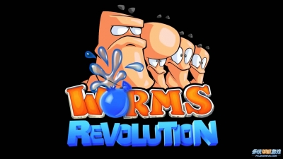 Artwork ke hře Worms Revolution
