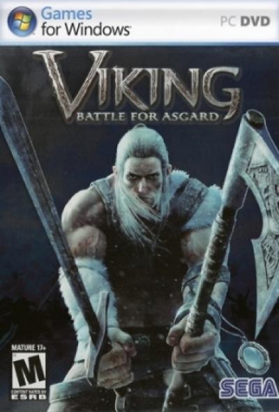 Obal hry Viking: Battle for Asgard