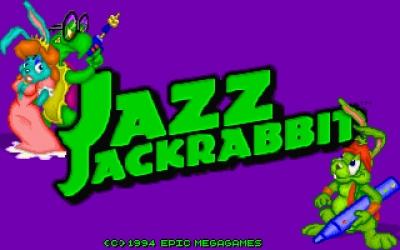 Screen ze hry Jazz Jackrabbit