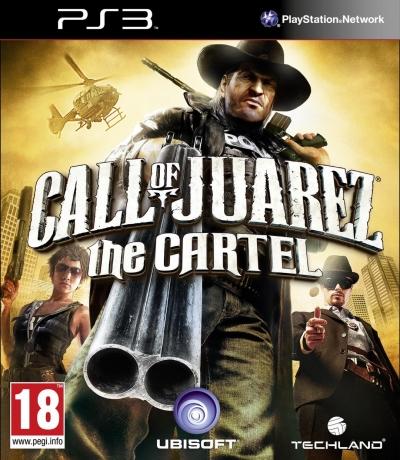 Obal hry Call of Juarez: Cartel