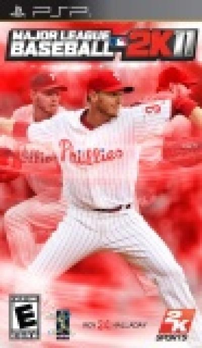 Obal hry Major League Baseball 2K11