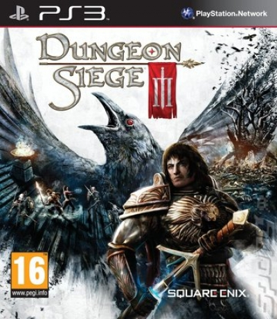 Obal hry Dungeon Siege III