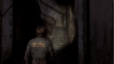 Screen ze hry Silent Hill Downpour