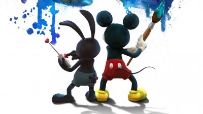Artwork ke hře Disney Epic Mickey 2: The Power of Two