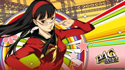 Artwork ke hře Persona 4 Golden