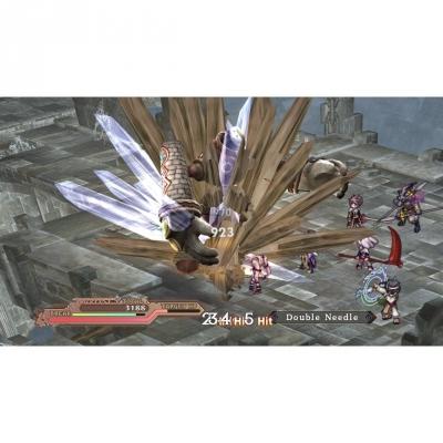 Screen ze hry Record of Agarest War Zero