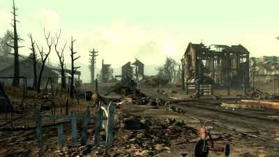 Screen ze hry Fallout 3: Game of the Year Edition
