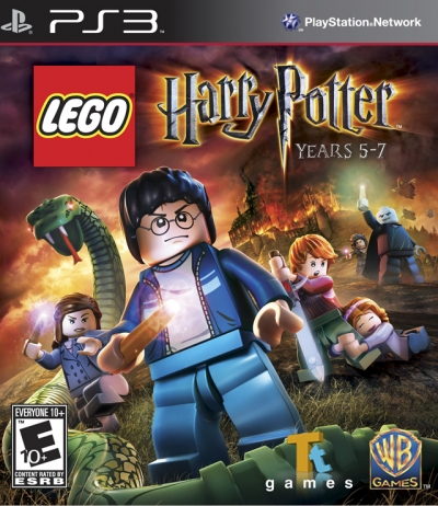 Obal hry LEGO Harry Potter: Years 5-7