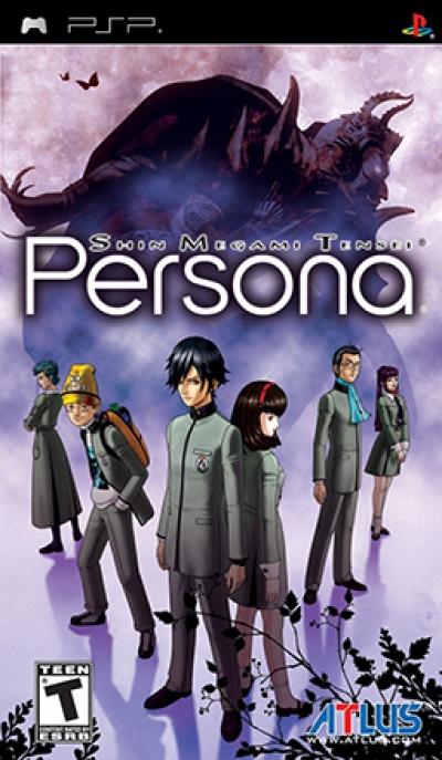 Obal hry Shin Megami Tensei: Persona