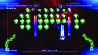 Screen ze hry Namco Museum: Virtual Arcade