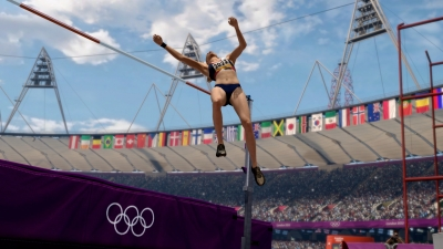 Artwork ke hře London 2012 - The Official Video Game of the Olympic Games