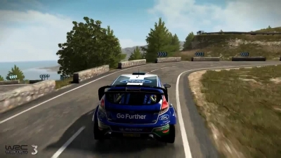 Screen ze hry WRC 3 - FIA World Rally Championship 3