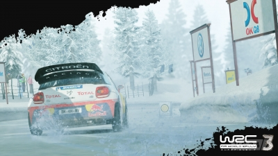 Artwork ke hře WRC 3 - FIA World Rally Championship 3