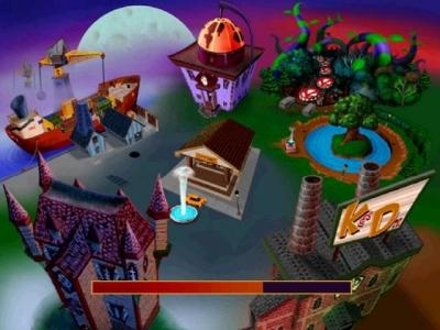 Screen ze hry Jersey Devil