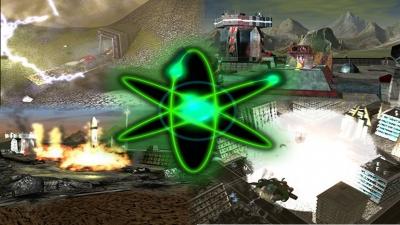 Artwork ke hře Warzone 2100