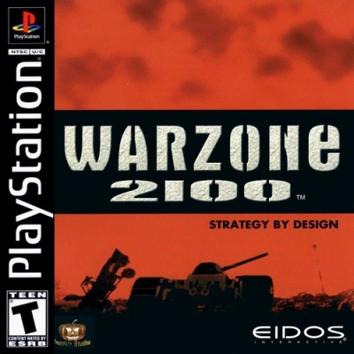 Obal hry Warzone 2100
