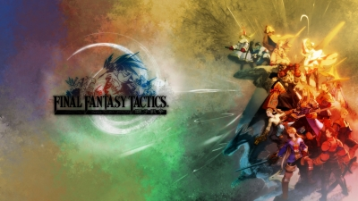 Artwork ke hře Final Fantasy Tactics: The War of the Lions