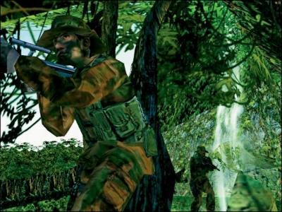 Screen ze hry Tom Clancy´s Rainbow Six: Covert Ops Essentials