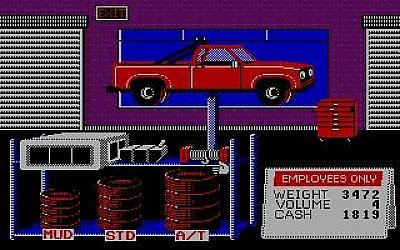 Screen ze hry 4x4 Offroad Racing