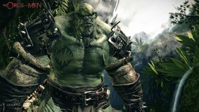 Artwork ke hře Of Orcs and Men