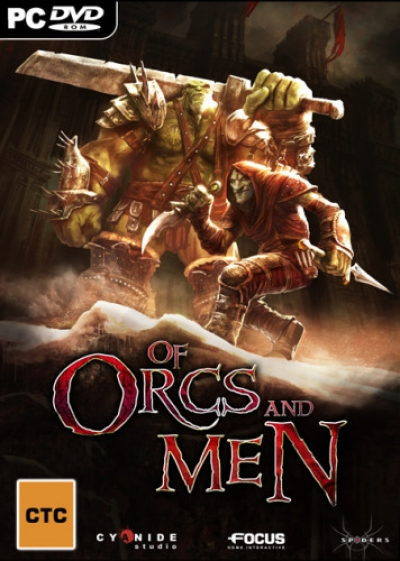 Obal hry Of Orcs and Men
