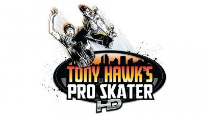 Artwork ke hře Tony Hawk´s Pro Skater HD