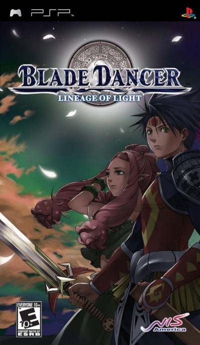 Obal hry Blade Dancer: Lineage of Light