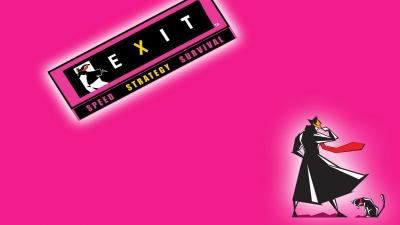 Artwork ke hře Exit