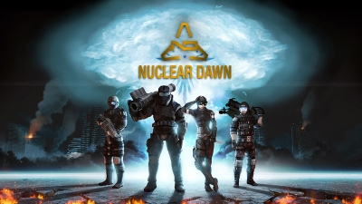 Artwork ke hře Nuclear Dawn